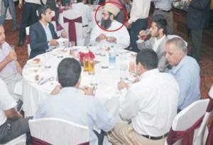 Israeli Embassy dinner