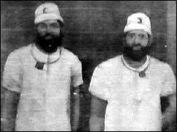 Maulana Muhammad Ali and Maulana Shaukat Ali