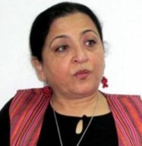 Madhu Kishwar