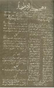 Delhi Urdu Akhbar