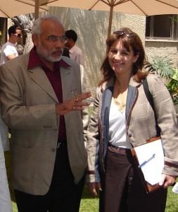 Modi in Israel in 2007
