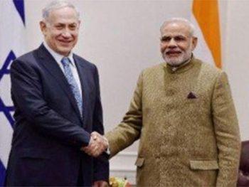 Netanyahoo and Modi: united in anti-Muslim hatred