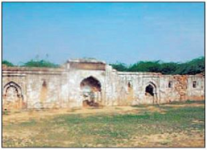 Qanati Mosque