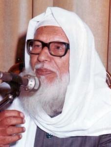 Maulana Syed Abul Hasan Nadwi